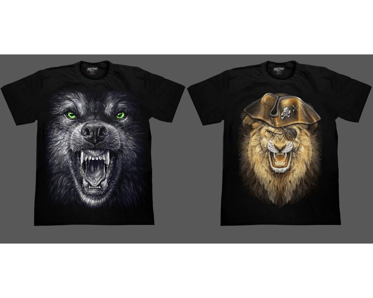 Легендарные футболки Rock Chang