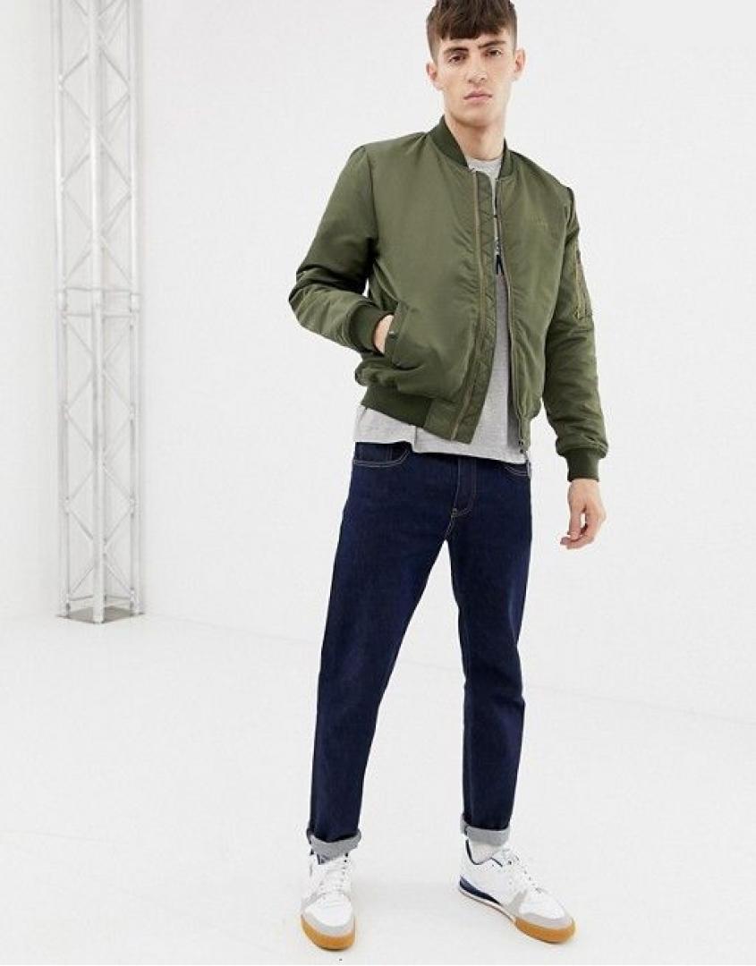 Куртка Schott Airforce 1 Хаки S