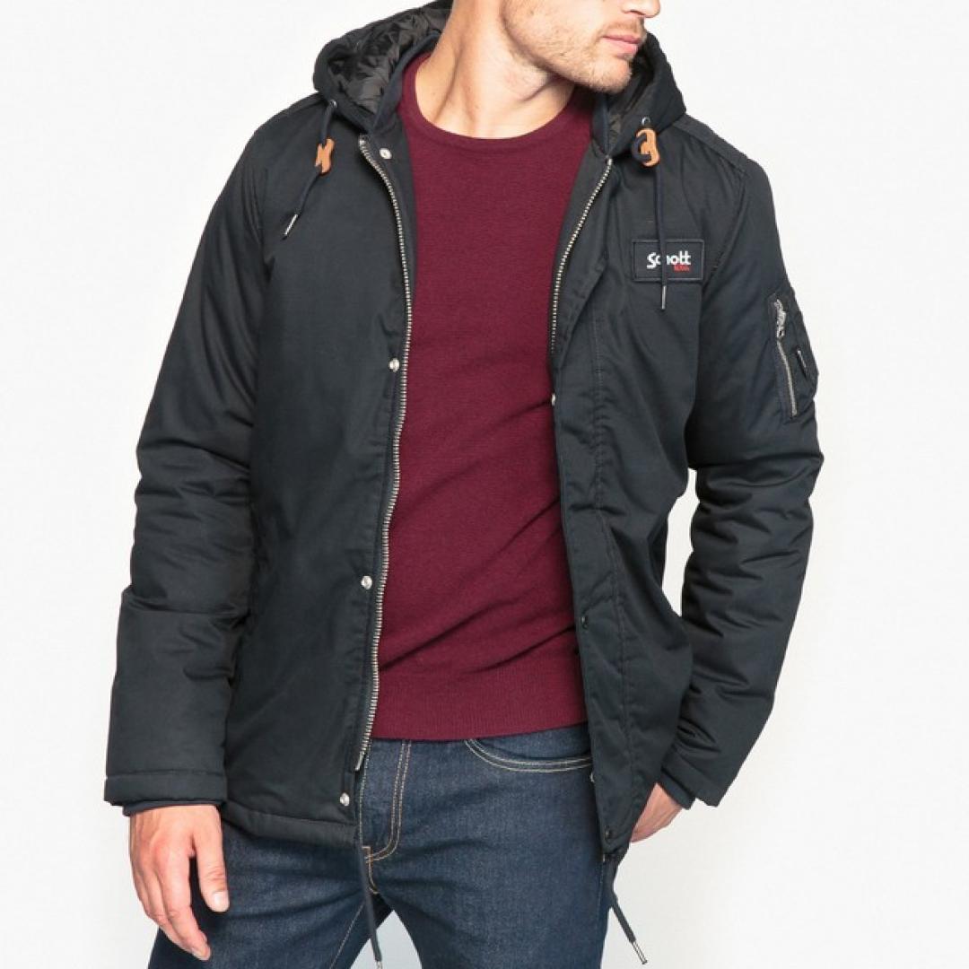 Куртка Schott SCH 18029021 Черный S